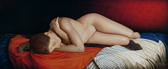 Implied Nude Painting