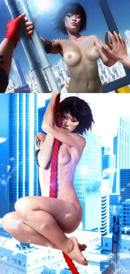 from Lyric sexy nude female game characters
