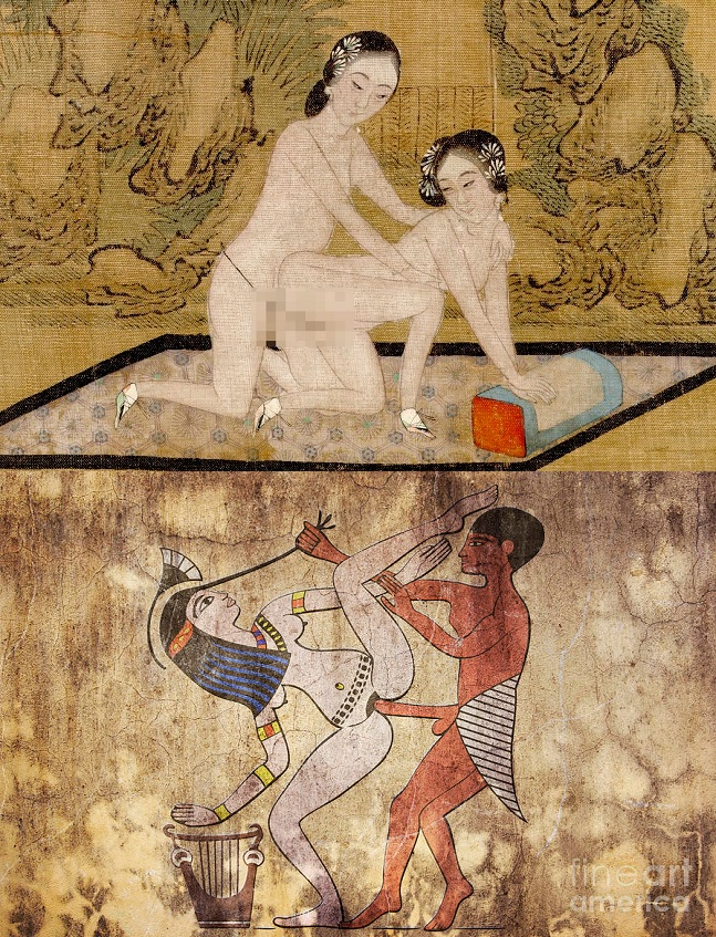 Apologise, but, egyptian sex drawings ancient seems good idea