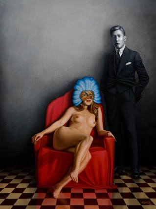 Nude Painting Surreal