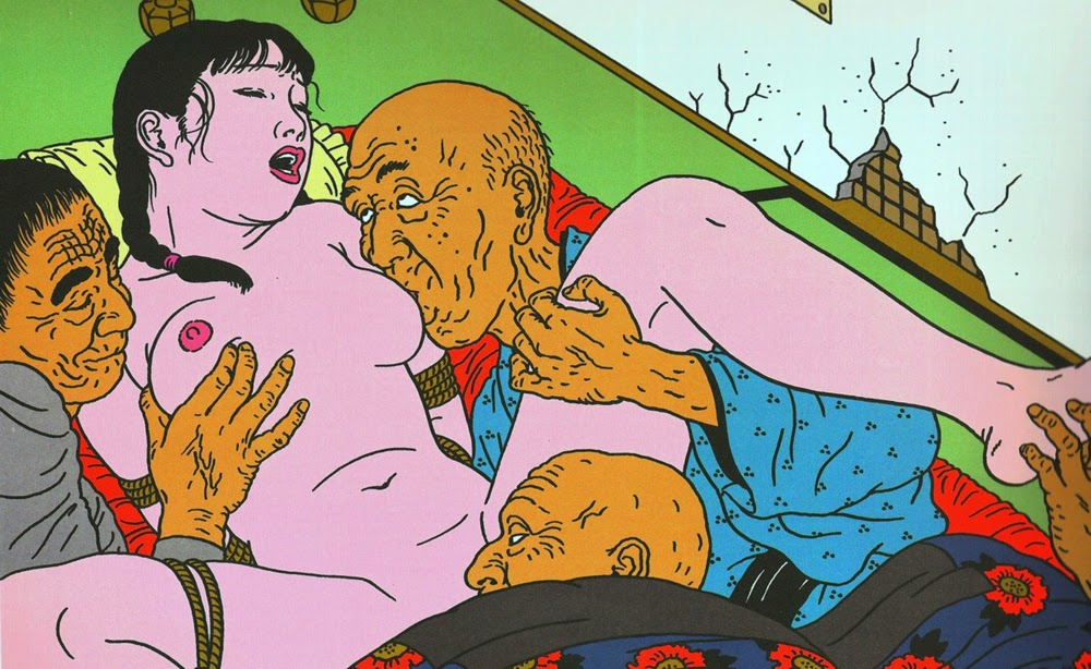 old man fucking young japanese girl comic art