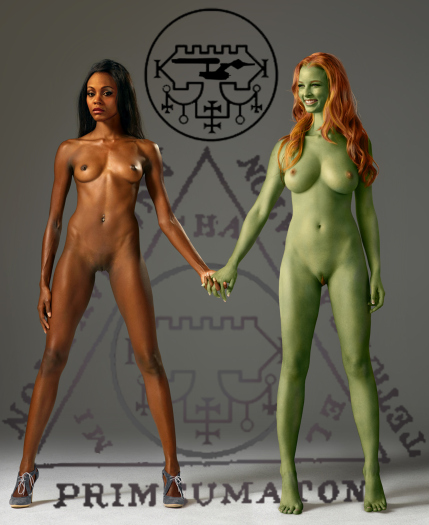 sexy alien girl black girl full nudity